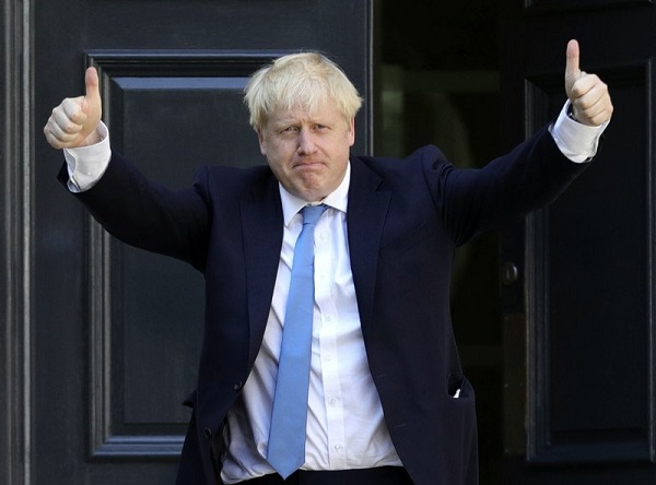 """Sir Kenneth Branagh will play British Prime Minister Boris Johnson in an upcoming drama series called """"This Sceptred Isle."""""""