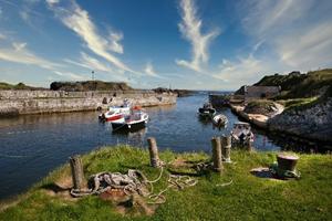 Ballintoy Harbour
