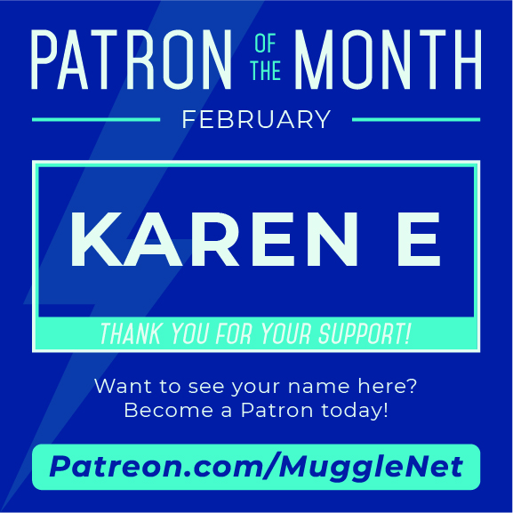 Patron of the Month, February, Karen E