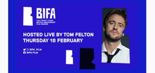 BIFA with Tom Felton