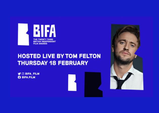 BIFA Tom Felton