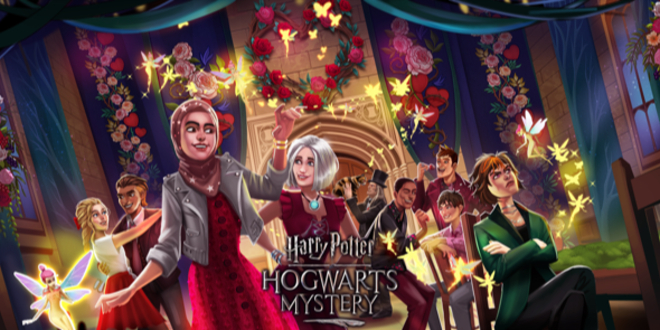 """""""Harry Potter: Hogwarts Mystery"""" has made the dating and romance feature permanent"""