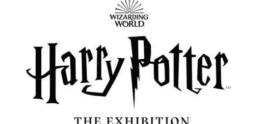 Harry Potter: The Exhibition logo