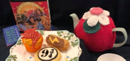 "Starting on February 26, Glasgow-based bakery the Sweet Tart will be offering a ""Harry Potter""-themed afternoon tea menu that can be enjoyed at home."