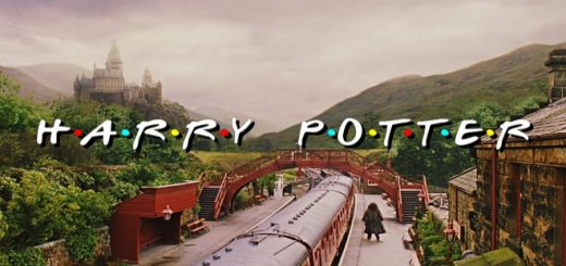 HarryPotterxFriends