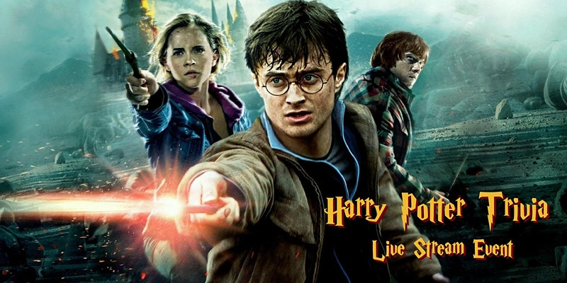 """You better start brushing up on your """"Harry Potter"""" book knowledge, this trivia event may prove tough for some."""