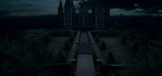"Malfoy Manor was featured prominently in ""Harry Potter and the Deathly Hallows - Part 1."""