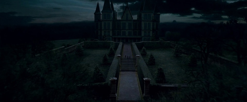"""Malfoy Manor was featured prominently in """"Harry Potter and the Deathly Hallows - Part 1."""""""