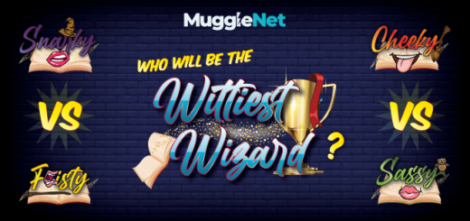 Wittiest Wizard tournament header
