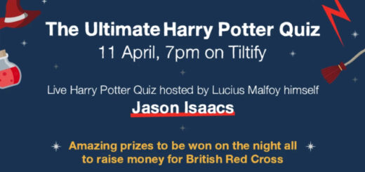 Harry Potter Quiz with British Red Cross