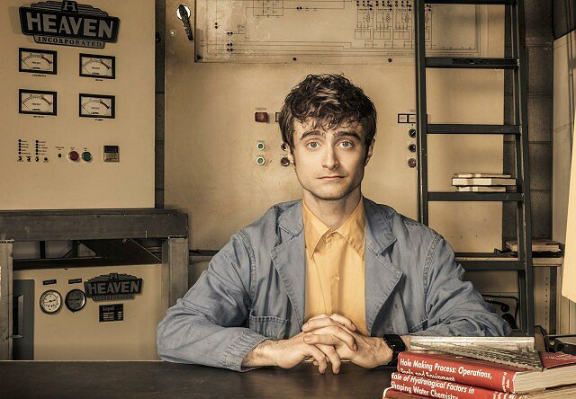 "In season one of ""Miracle Workers,"" Daniel Radcliffe played Craig Bog, an angel who works in the Department of Answered Prayers for Heaven Inc."