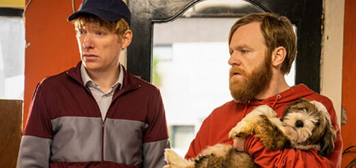 "Domhnall Gleeson stars in ""Frank of Ireland"""