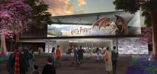 A concept picture of Warner Bros. Studio Tour in Tokyo