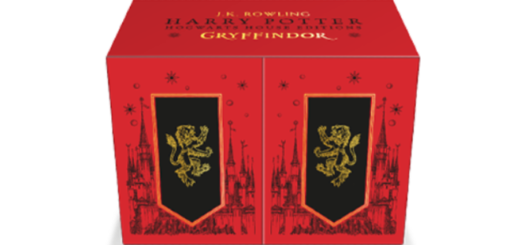 Gryffindor's House Edition Box Set