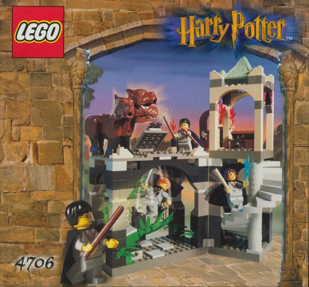 The first LEGO edition of the Forbidden Corridor