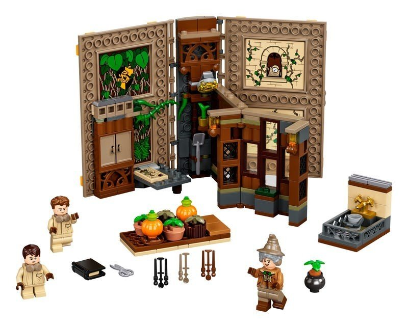 LEGO Herbology