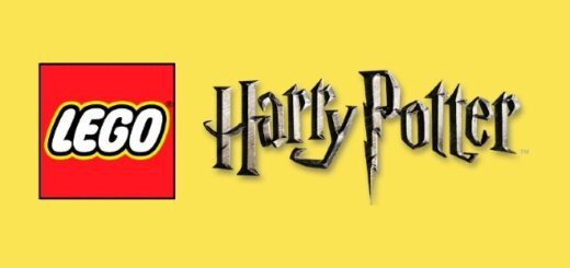"The LEGO ""Harry Potter"" logo"