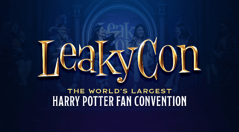 LeakyCon 2021 has been pushed to July 2022 as COVID continues.
