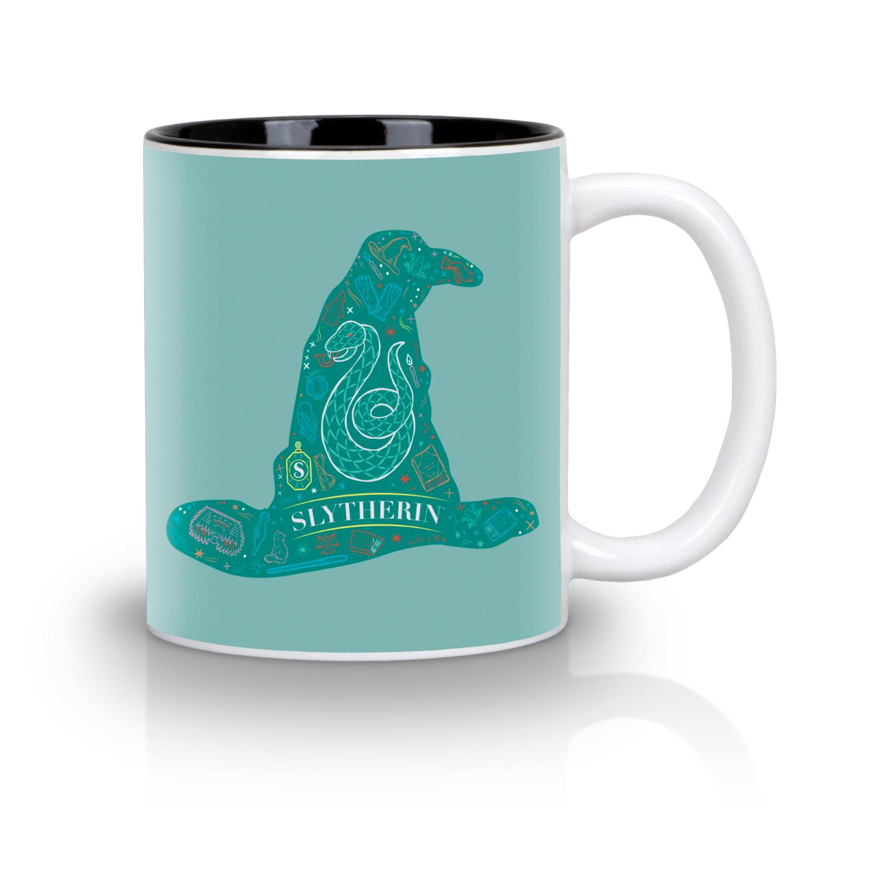Loot Crate Slytherin mug
