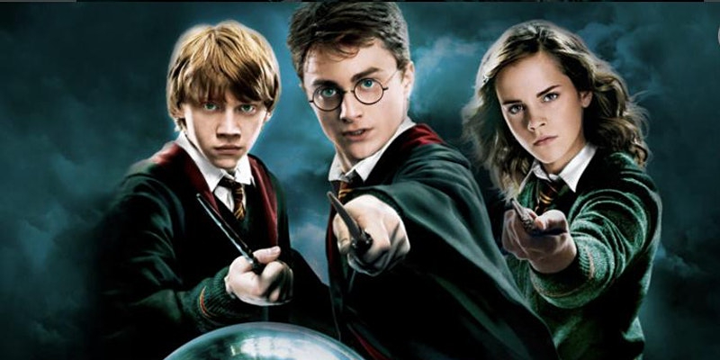 """Kids can experience all of the fun from """"Harry Potter"""" with witches and wizards their own ages."""