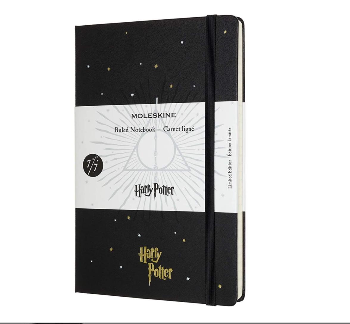 Moleskine Limited Edition Harry Potter Notebook image