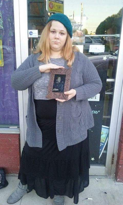 Mourning Molly Weasley Cosplay