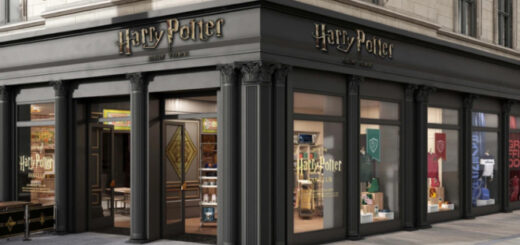 """Harry Potter"" store in New York"
