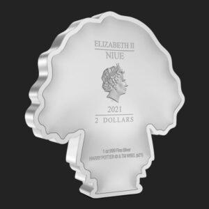 Back of Sirius Black chibi coin