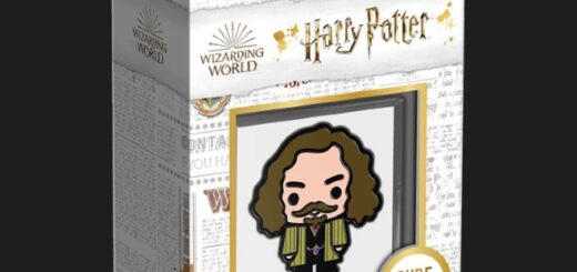 Box for the Sirius Black chibi coin