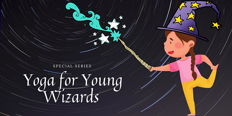 Kids can get a calming experience and enjoy their favorite magical story all wrapped up in one class.