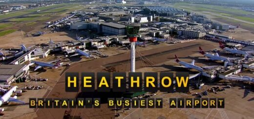 Heathrow: Britain's Busiest Airport