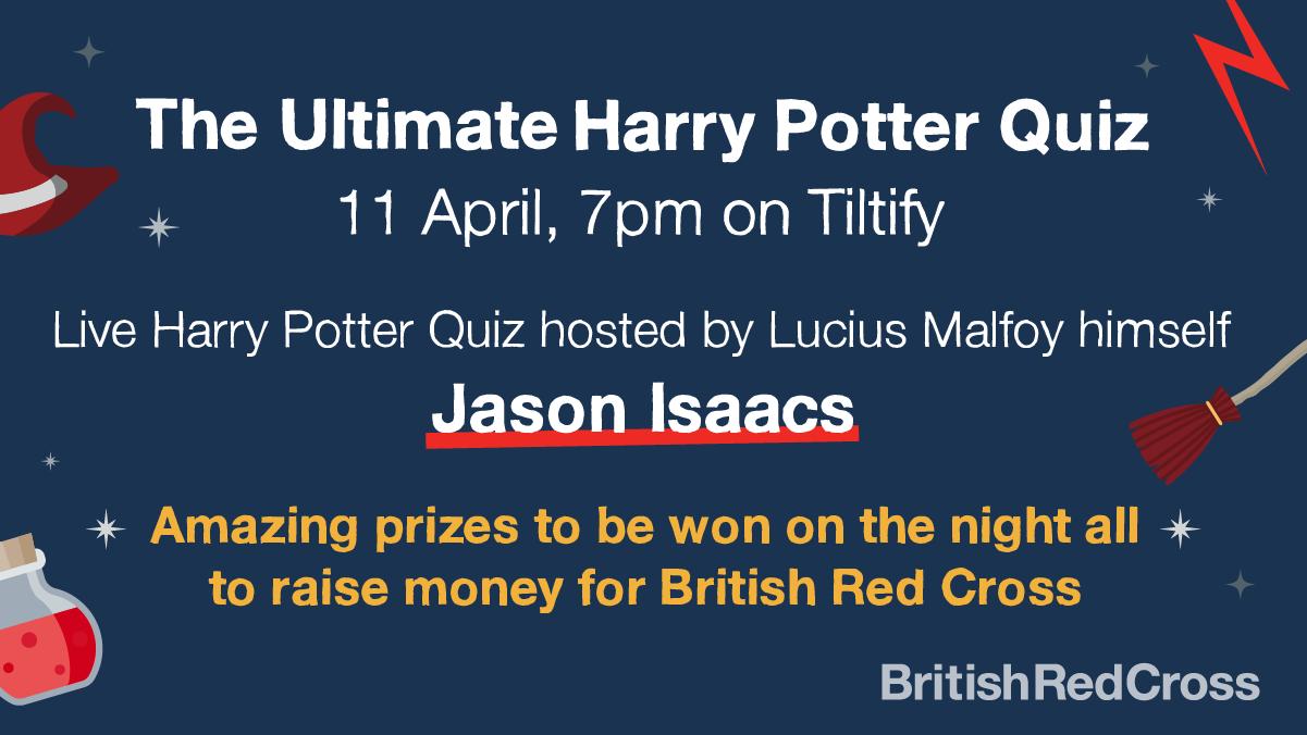 British Red Cross quiz