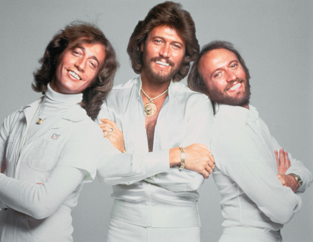"""Sir Kenneth Branagh has signed on to direct a biopic about the iconic musical group the Bee Gees, known for their Grammy award-winning album """"Saturday Night Fever."""""""