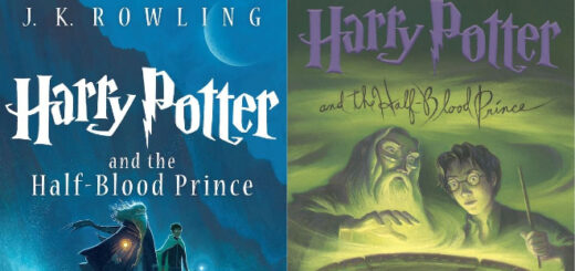 Half Blood Prince book covers
