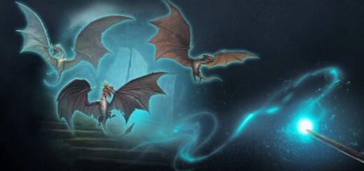 "The first ""Harry Potter: Wizards Unite"" event in April 2021 is an Adversaries Event featuring the three Ancient Dragons."