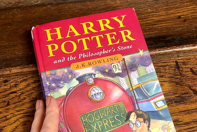 "Many years ago, a mother purchased for her daughters a copy of ""Harry Potter and the Philosopher's Stone"" that was recently discovered to be a valuable and rare first edition."