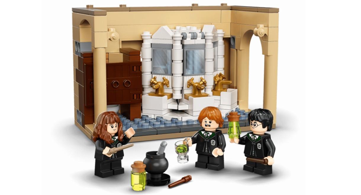 LEGO's 20th Anniversary set Polyjuice Potion Mistake.
