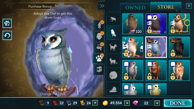 Lightning Owl