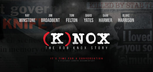 Rob Knox documentary poster