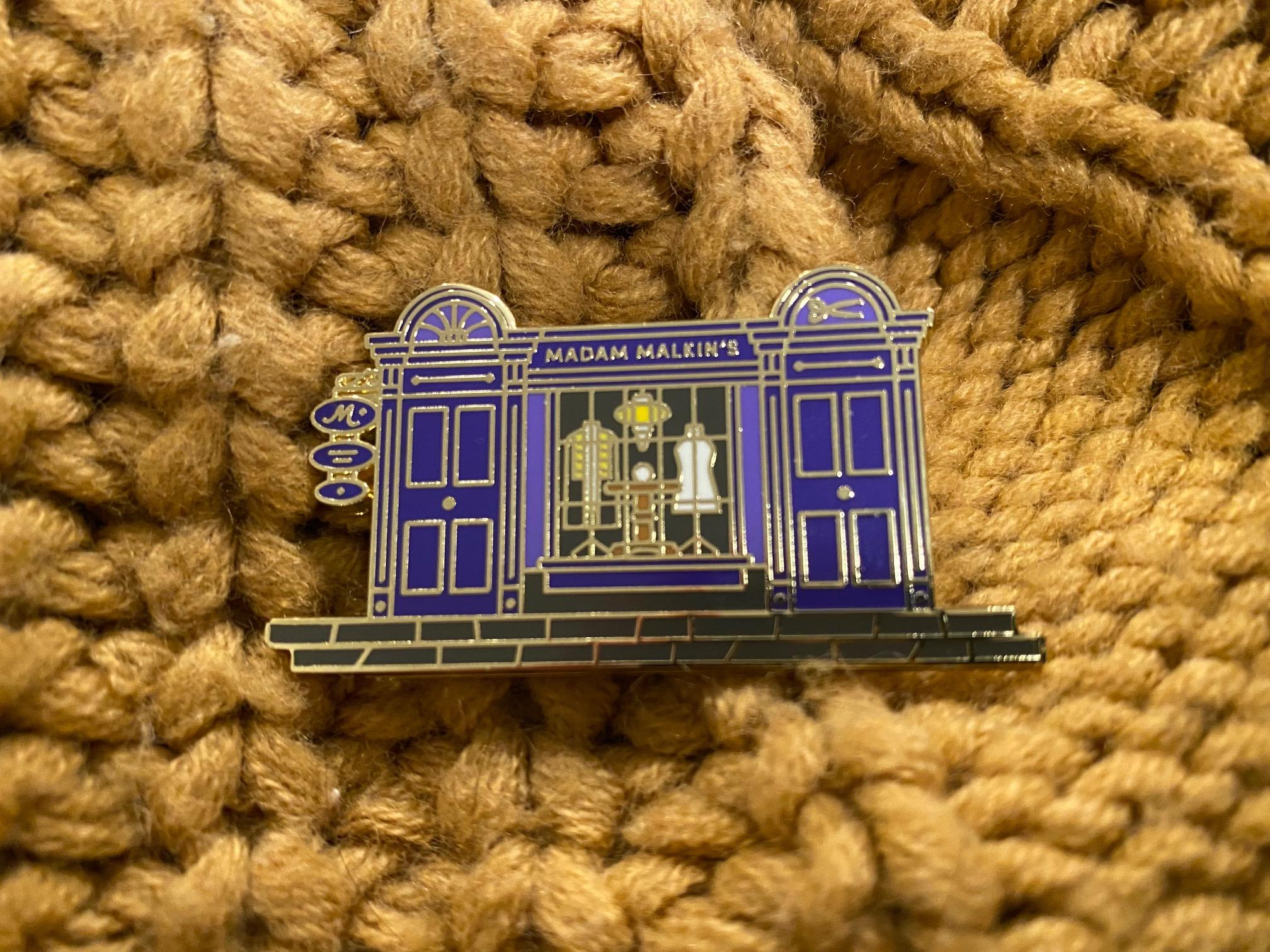 Madam Malkin's Pin