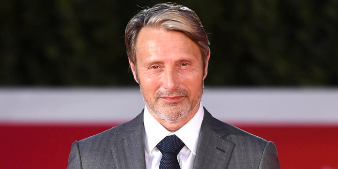 "Mads Mikkelsen, who will play Gellert Grindelwald in ""Fantastic Beasts 3"" and has been cast in ""Indiana Jones 5"""