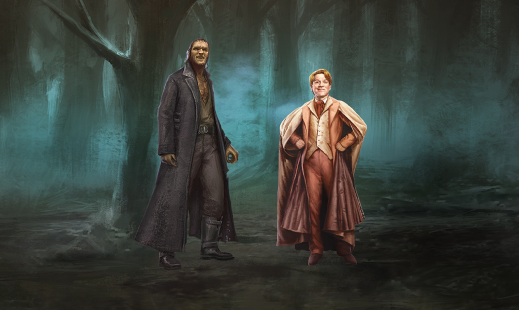 The Second Adversaries Event of May 2021 features a rematch with Fenrir Greyback and Gilderoy Lockhart.
