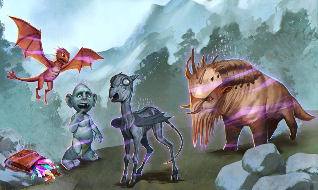 The last event of May 2021 is the Creature Discomforts Brilliant Event Part 2, in which players will be searching for Brilliant Foundables that reside on the Brilliant Mountainside, including the Brilliant Baby Chinese Fireball and the Brilliant Baby Troll.