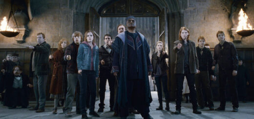 Order of the Phoenix at Battle of Hogwarts