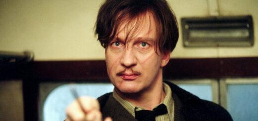 Remus Lupin in Prisoner of Azkaban