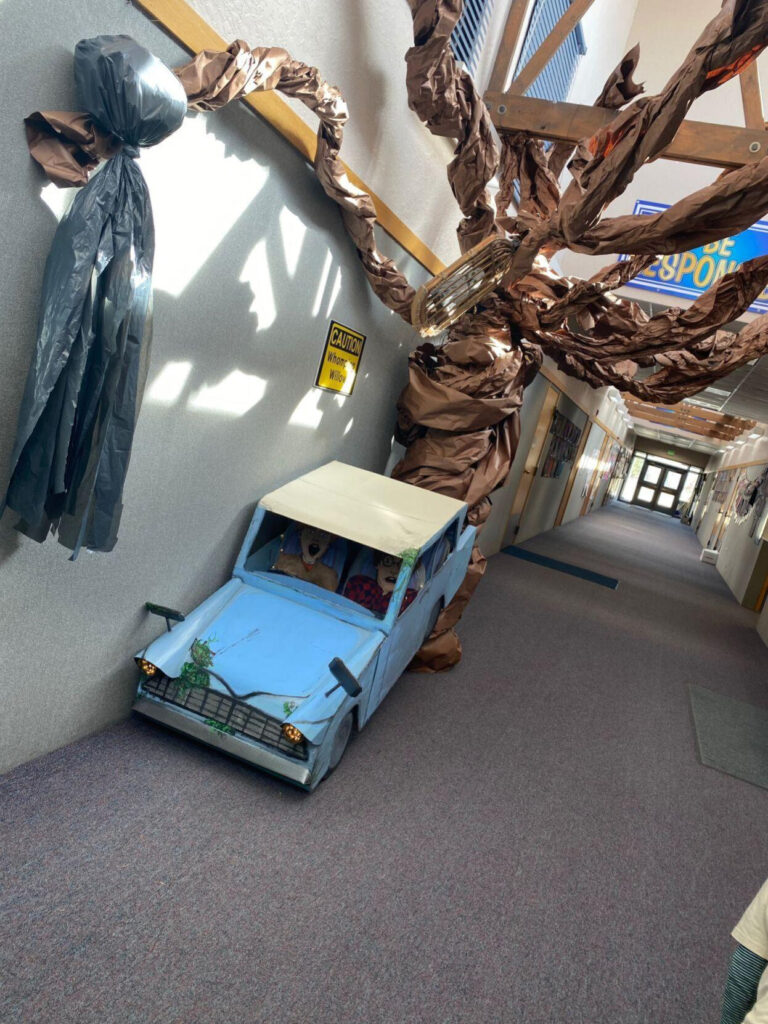 Southern Idaho Schools Decorate with a Magical Twist