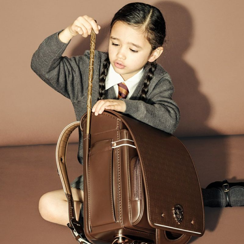 The bag comes with a holder specially for your wand.