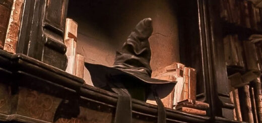 The Sorting Hat in The Chamber of Secrets