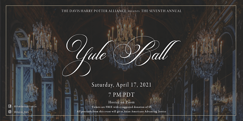 Get ready for a night of extravagant fun at the seventh annual Yule Ball.