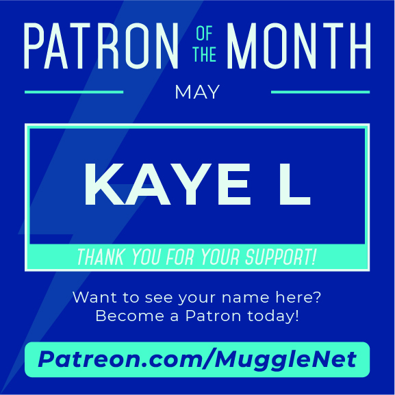 Patron of the Month, May, Kaye L